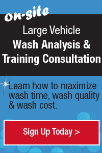 Whiting Systems Truck Wash Training