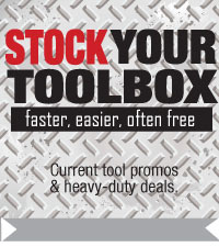 Tool Sales