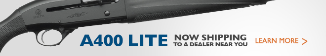 Learn more about the Beretta A400 Lite
