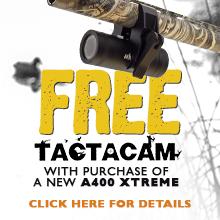 Get a free shotgun camera when you buy an Xtreme