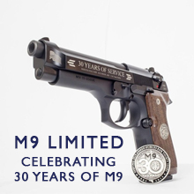 Learn more about the Beretta M9 Limited