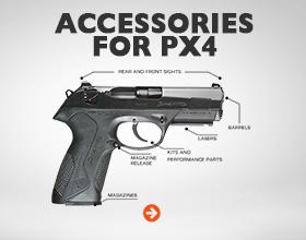 PX4 accessories