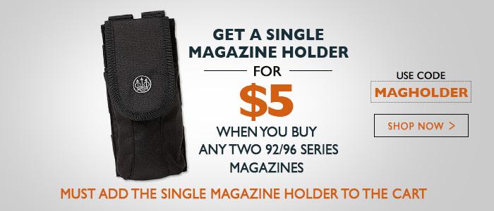 Get a magazine holder for $5