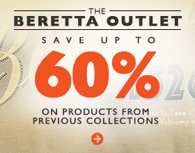 The new Beretta Outlet