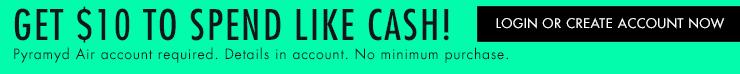 Get free money! No minimum purchase!
