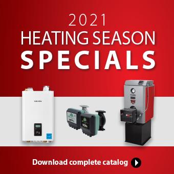 2021 Heating Season Specials