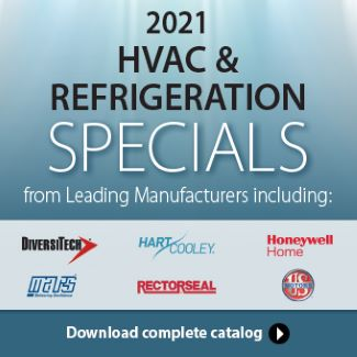 2021 HVAC Season Specials
