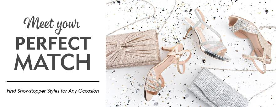 Special Occasion and Bridal Shoes