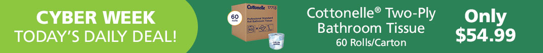 Cyber Week Cottonelle Offer $54.99