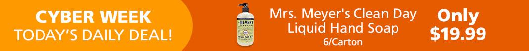 Mrs. Meyers Cyber Week Offer - $19.99