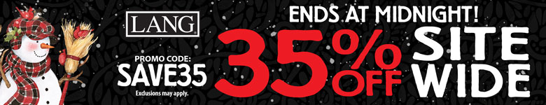 Save 35% Sitewide! Use Code SAVE35