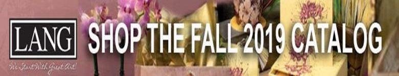 Shop the Fall 2019 Lang Catalog today!