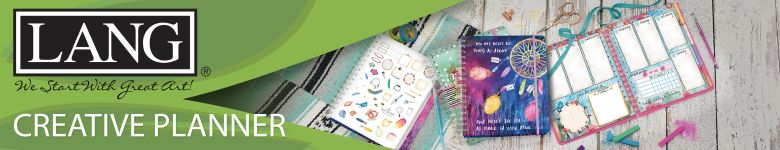 Shop the Lang Create-It line of planners as seen in the Lang Winter 2018 Catalog.