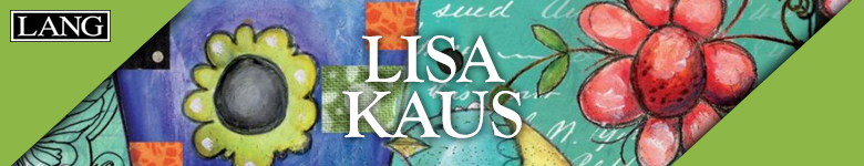 Shop Lang calendars featuring the artwork of Lisa Kaus. Available now at Calendars.com
