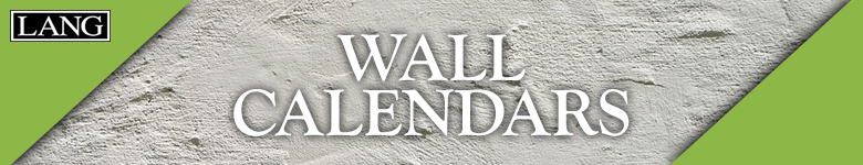 Shop wall calendars by Lang, available now at Calendars.com