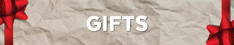 Shop our large selection of gifts!