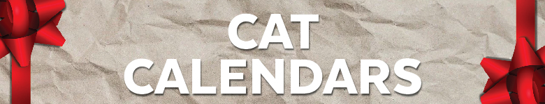 Shop our selection of cat calendars!