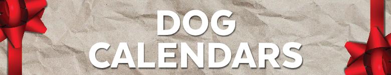 Shop dog calendars today!