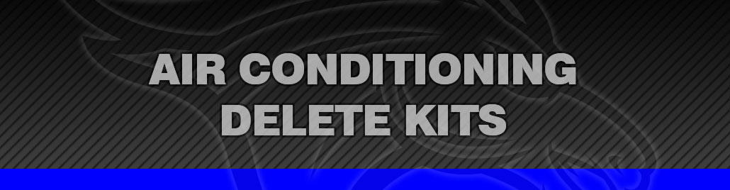 Air Conditioning Delete Kits