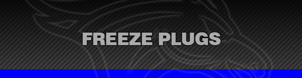 Freeze Plugs
