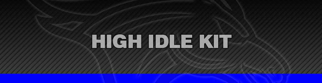 High Idle Kit