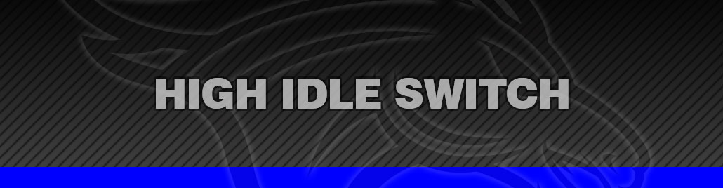 High Idle Switch