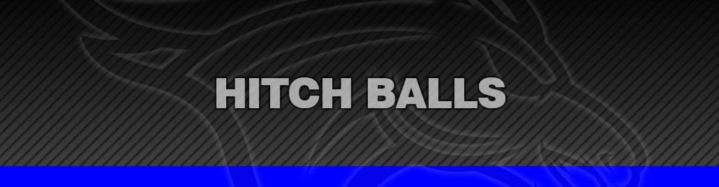 Hitch Balls