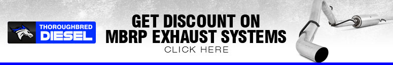 15% Off MBRP Exhaust Systems