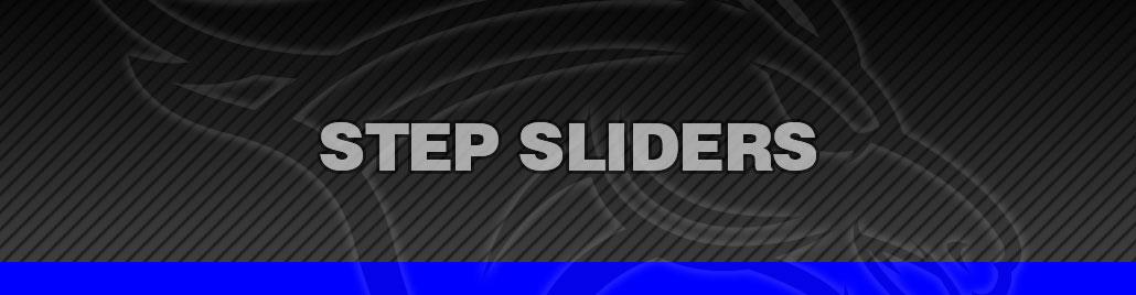 Step Sliders