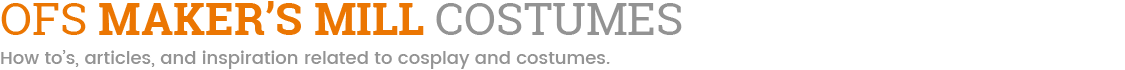 OFS Maker's Mill Costumes