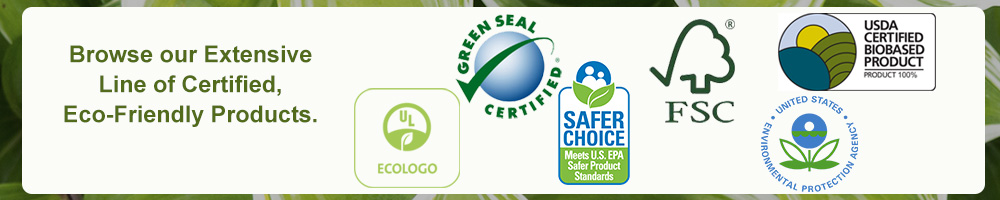 Eco-Friendly Certified Products