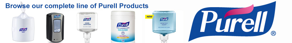 Purell Hand Sanitizers