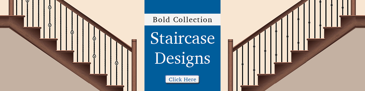 Bold Collection Staircase Design