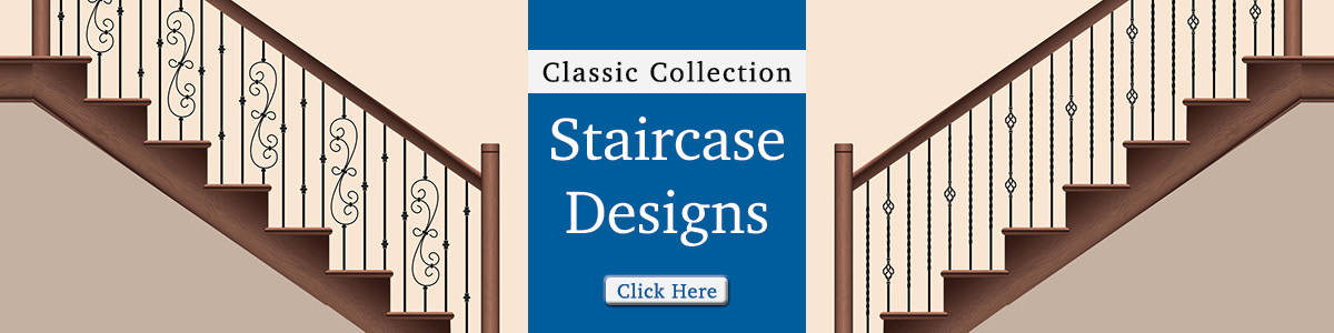 Classic Collection Staircase Design