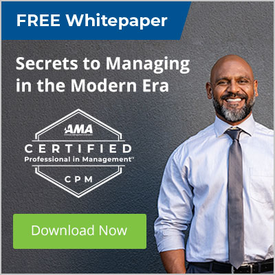Download our Free Whitepaper - Secrets to Managing in a Modern Era
