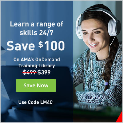 Save $100 on Live Online Express Courses