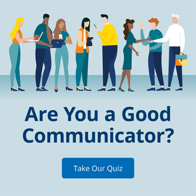 Are you a good communicator? Take our Quiz!