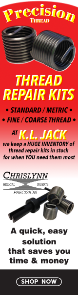 Precision Thread - Thread Repair Kits. At L Jack we keep a Huge Inventory of Thread Repair Kits in stock for you when you need them most.