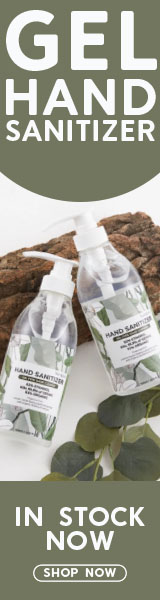 Gel Hand Sanitizer - In Stock