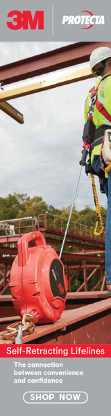 3M Protecta Self-Retracting Lifelines - The connection between convenience and confidence