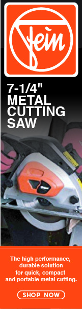 """Shop Now for the Fein 7-1/4"""" Metal Cutting Saw"""