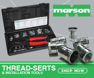 Marson Thread-Serts & Installation Tools