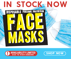 Face Masks – LIMITED AVAILABILITY
