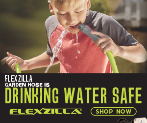 FlexZilla Garden Hose - Drinking Water Safe