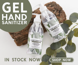 Gel Hand Sanitizer – IN STOCK NOW