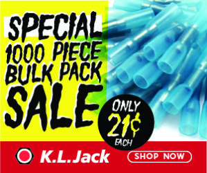 Special 1,000 piece bulk pack sale. Only 21¢ each when you buy a Case of 1,000.