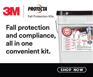 3M Protecta Fall Protection Kits - Fall protection and compliance all in one kit