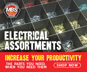 Electrical Assortments - Increase your Productivity. The parts you need, when you need them.