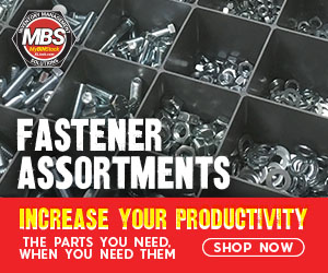 Fastener Assortments - Increase your Productivity. The parts you need, when you need them.