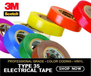 Professional Grade, Color Coded, Vinyl. Type 35 Electrical Tape. Shop Now.